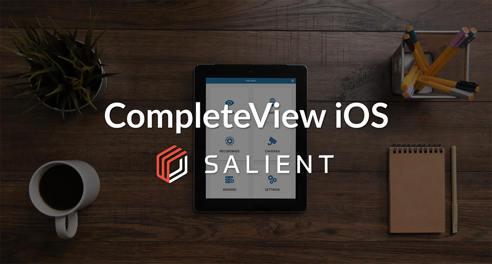 poster image for CompleteView iOS video