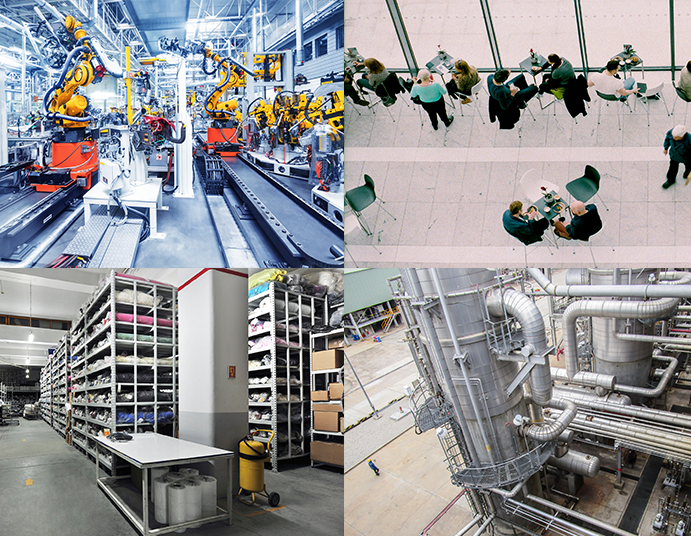 Manufacturing And Industrial Industry Secondary Image
