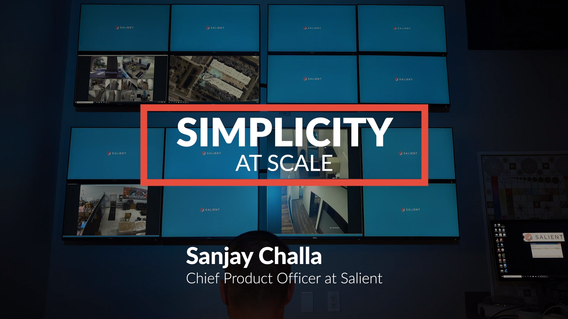 poster image for Simplicity at Scale video