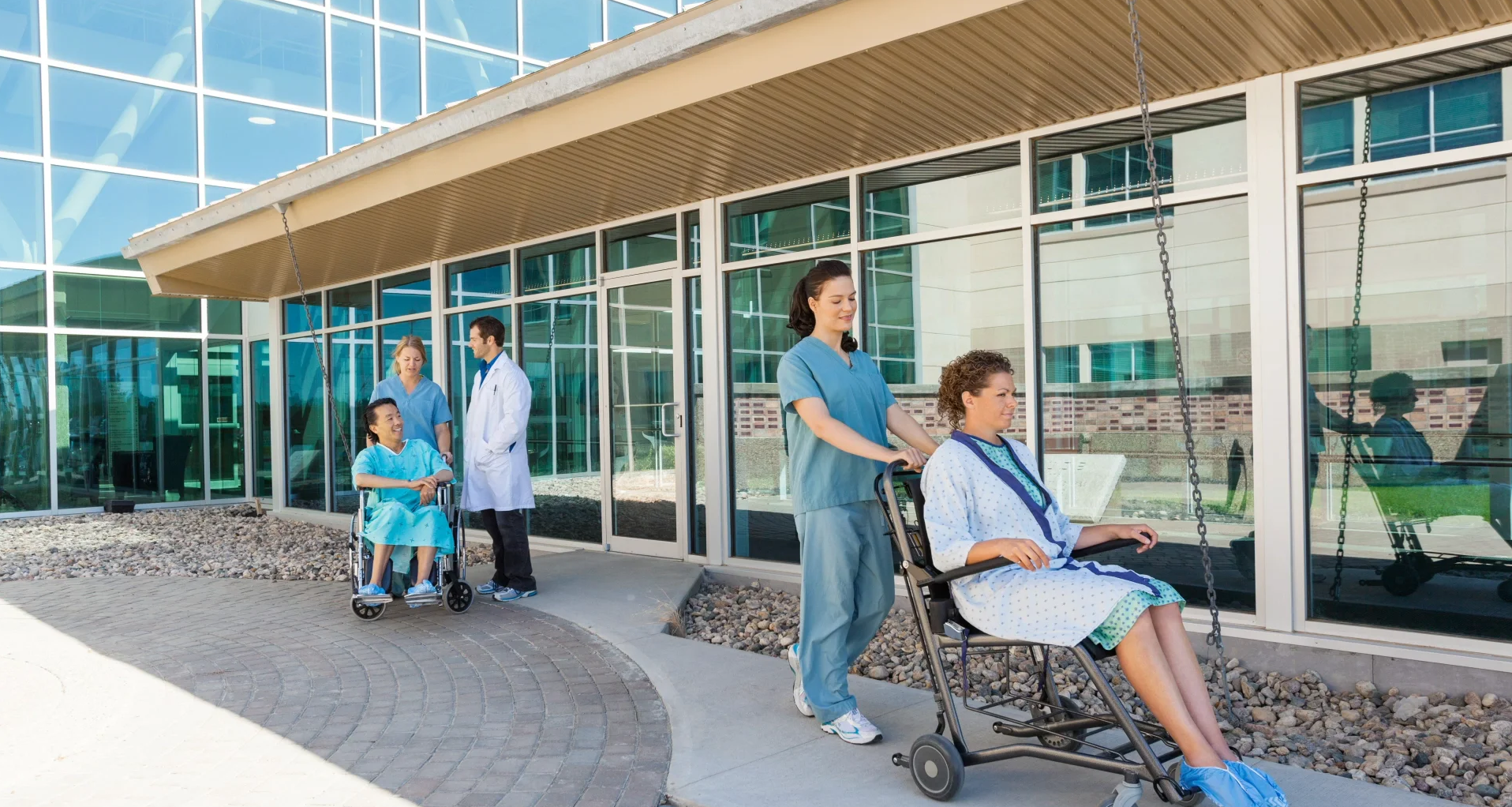 poster image for Three Ways a VMS Can Help Ensure Hospital Security video